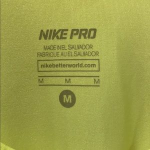 Nike Tops - Nike pro Dry fit tank for woman